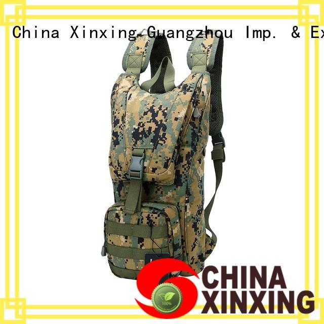 XinXing hiking water backpack trader for soldiers