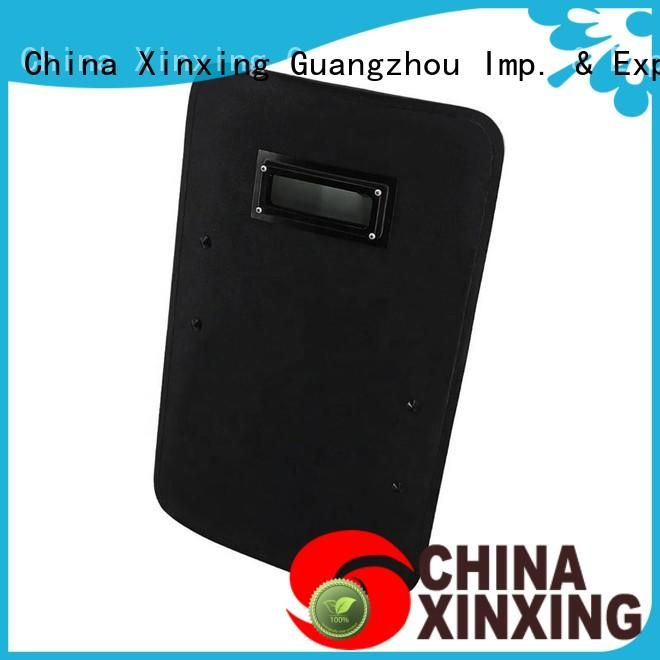 XinXing latest police riot shield trader for soldiers