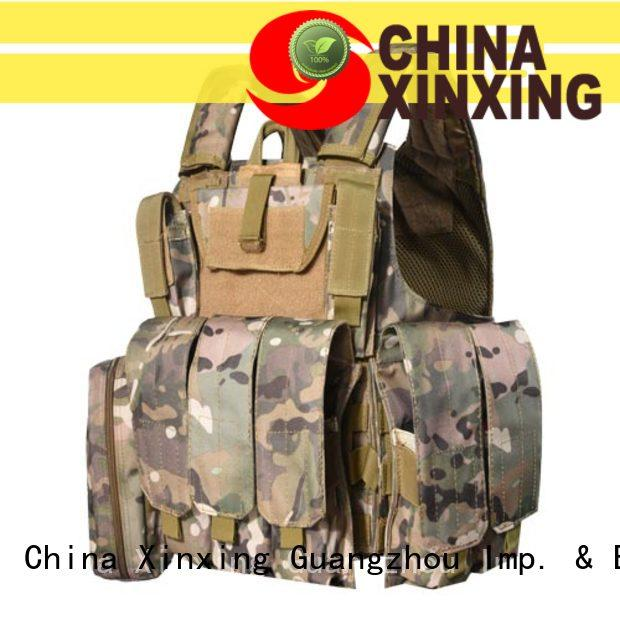 XinXing cost-effective ballistic vest trader for soldiers