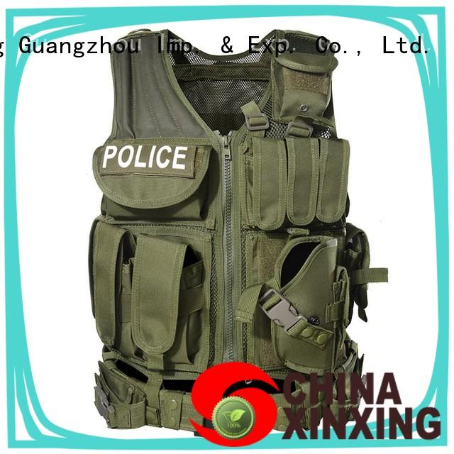 XinXing top quality tactical vest from China for helmet