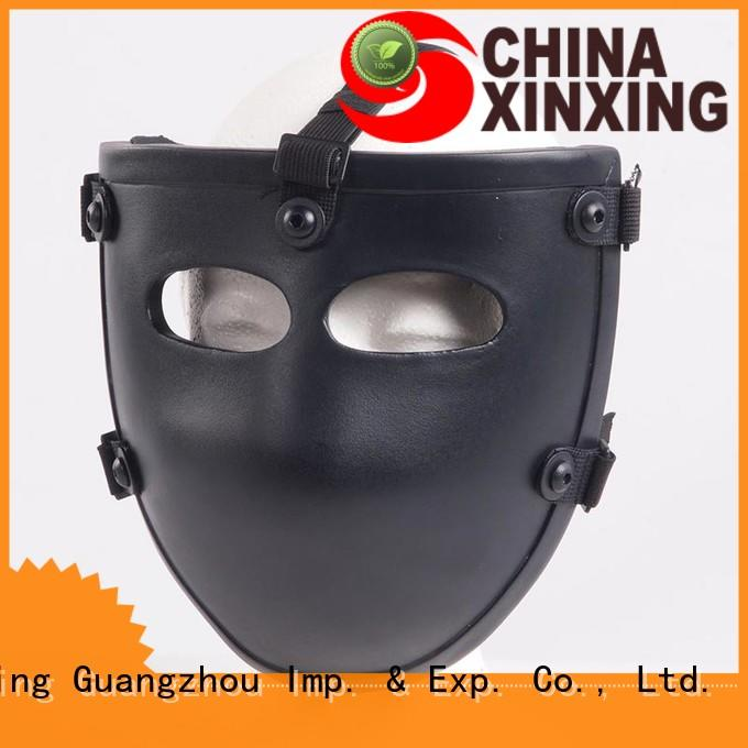 portable ballistic visor quick transaction for helmet