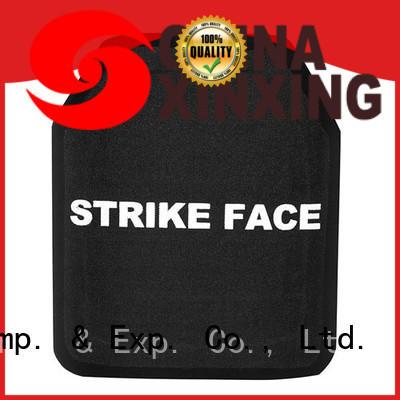 100% quality bulletproof plate manufacturer for police
