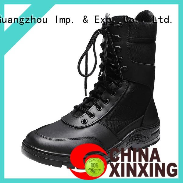 XinXing lightweight tactical boots factory for soldiery
