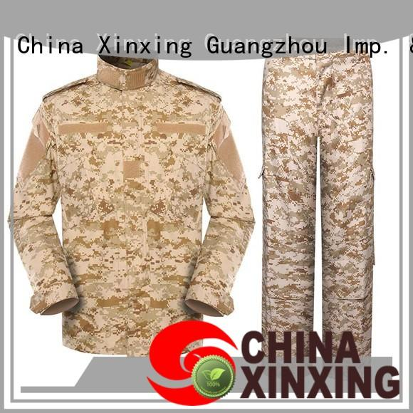 XinXing stable supply combat uniform trader for police