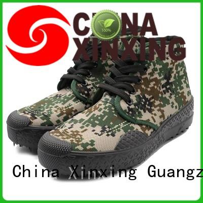 100% quality canvas shoes factory for warrior
