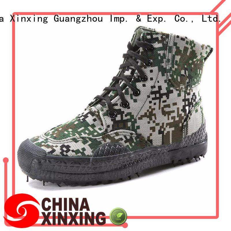 XinXing canvas shoes factory for warrior