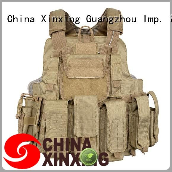 XinXing 100% quality military vest manufacturer for police