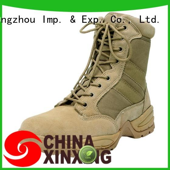 cost-effective waterproof tactical boots factory for soldiery