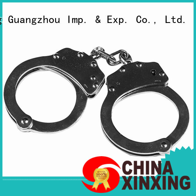 XinXing highly recommend police accessories manufacturer for wholesale
