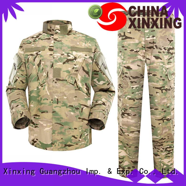 XinXing combat uniform trader for police