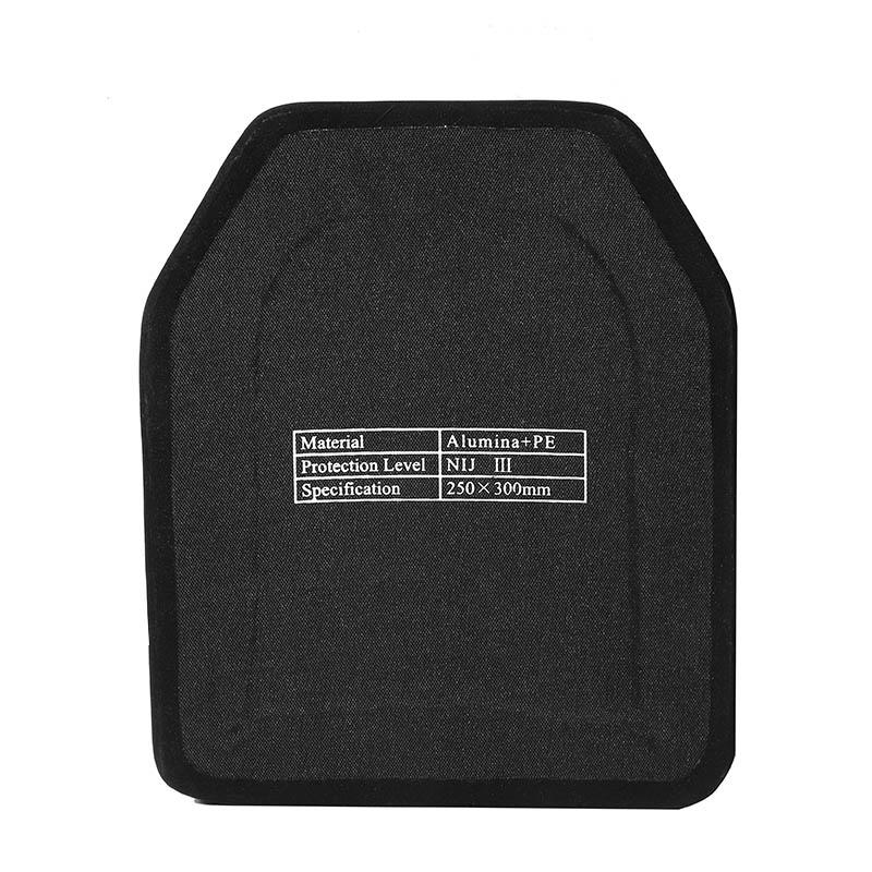 Level IV Ceramic Ballistic Plates Bulletproof Plate BPXX01