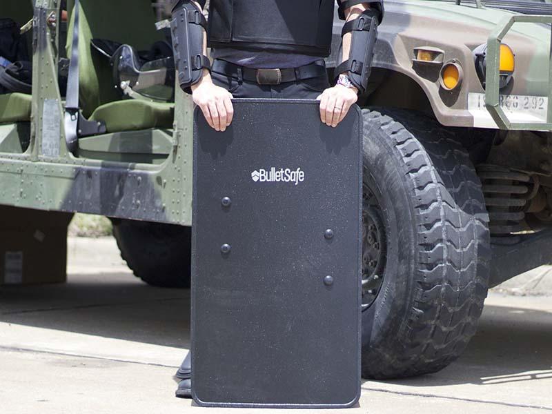 XinXing police bulletproof shield trader for sale-7