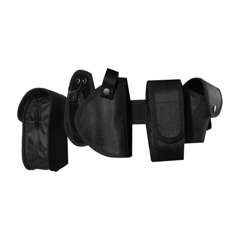 Wholesale Duty Belt Police Security Tactical Equipment System Utility Belt with Pistol/Gun Holster of PAXX01