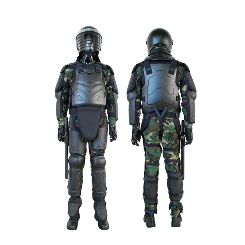 Police and army use High quality protective suit and Anti-Riot suit