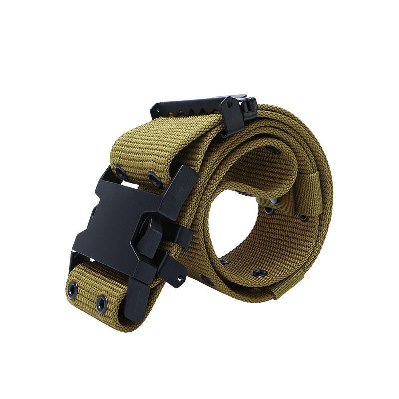 Military uniform Digital woodland camouflage belt CVC 50/50 210GSM for M.O.E. OF Cambodia MFXX01