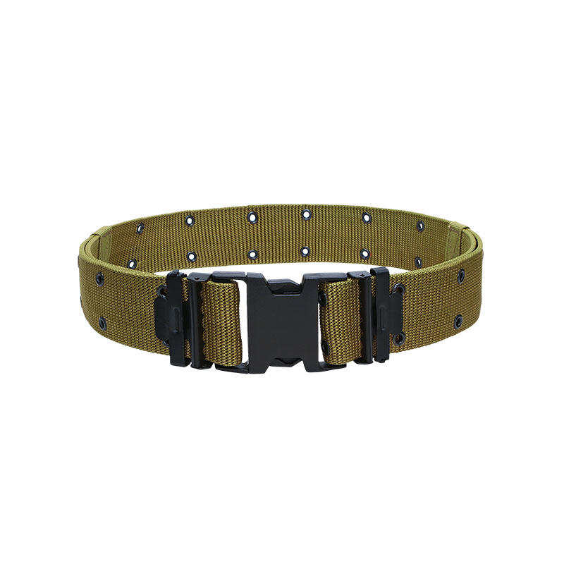 Military uniform Digital woodland camouflage belt CVC 50/50 210GSM for M.O.E. OF Cambodia MFXX01