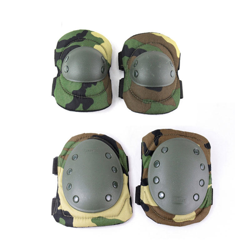 Military Army Police Security Tactical knee & elbow pads MTEKPXX01