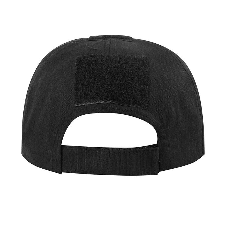 Military Army Police Security Tactical Black Hat TC 65/35 210GSM  MTHXX01
