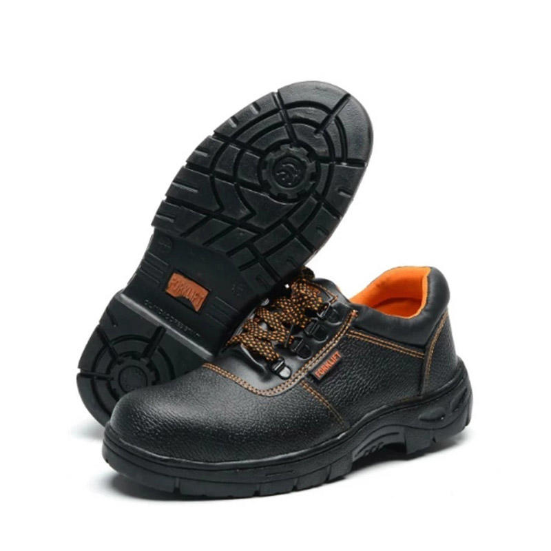 High quality Safety shoes toe protection and Puncture-proof safety shoes  military dress boots