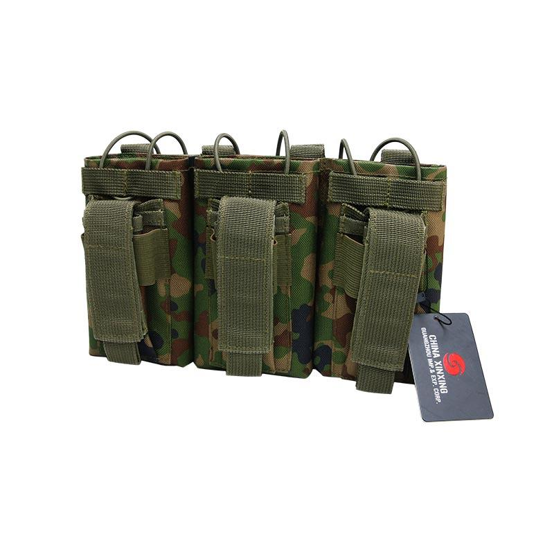 Tactical Magazine Pouch Mag Holder Triple Airsoft Mag Pouch army bag OF ABXX01