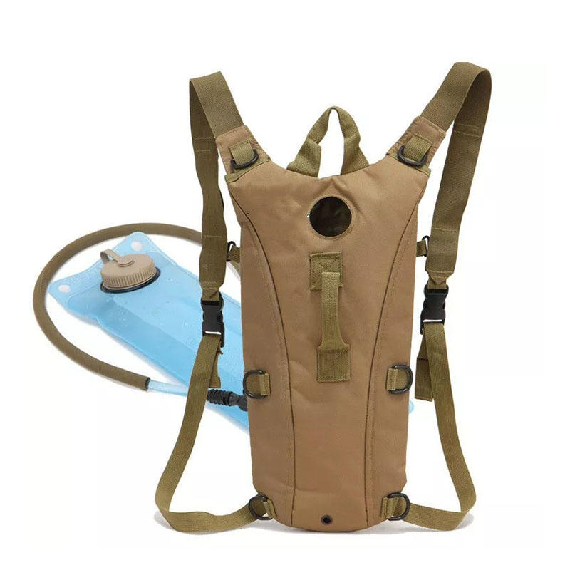 Hot sale military hydration bag with bladder custom hydration water bag soldier bag