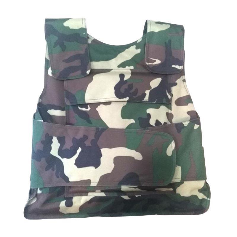 Bulletproof vest + Nigeria