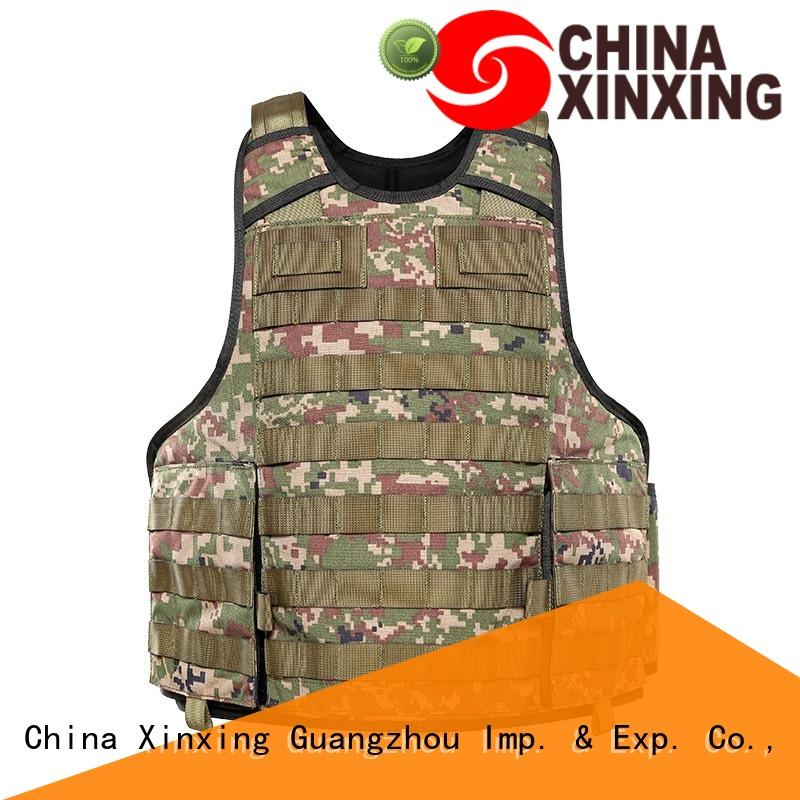 XinXing light weight bulletproof gear wholesale for sale