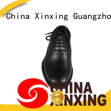 XinXing rubber outsole military desert boots trader for sale