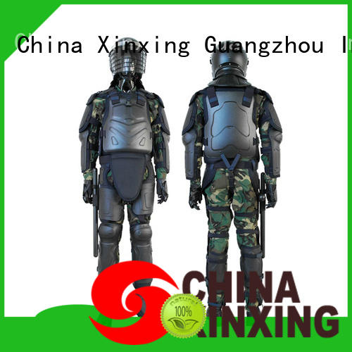 XinXing polycarbonate bulletproof riot shield factory for sale