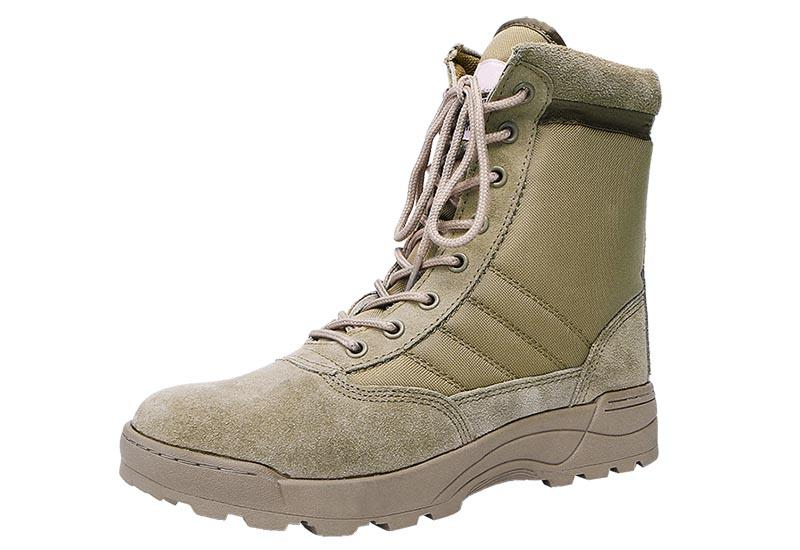 XinXing suede leather army desert boots trader for sale-1