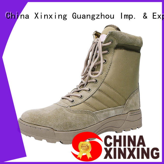 XinXing 100% quality jungle boots factory for sale