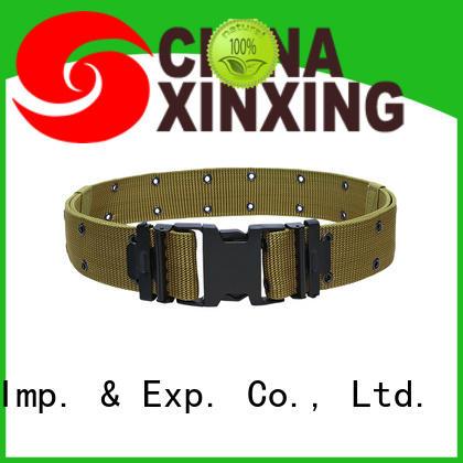 XinXing cotton military tactical belt factory