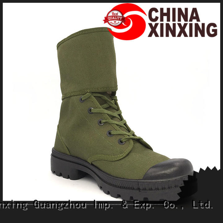 XinXing 100% quality military style boots trader for sale