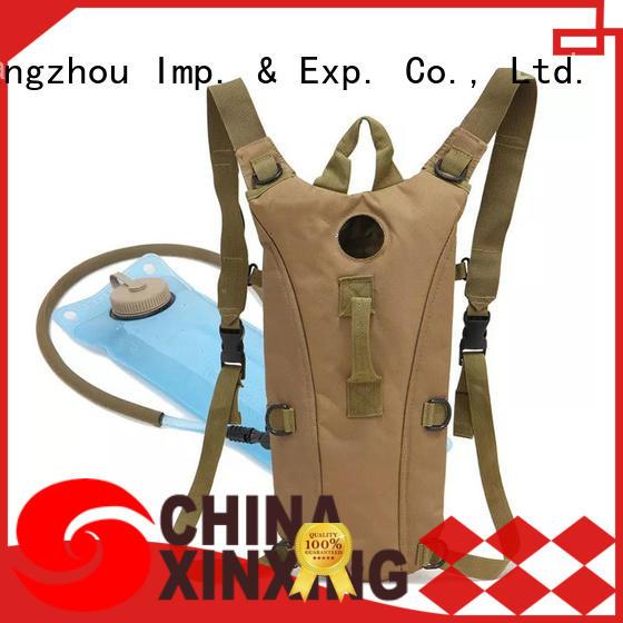 XinXing khaki army bag factory for sale