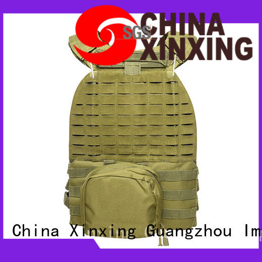 Tactical Vest 600D Polyester Oxford Olive Green Yemen Army GXTV-01