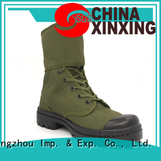 100% quality military desert boots suede leather trader for sale