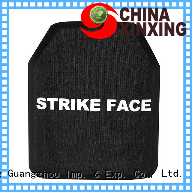 XinXing 100% quality bulletproof plate supplier for sale