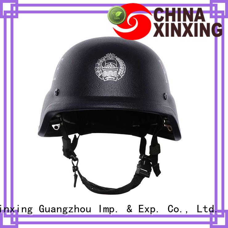 latest tactical ballistic helmet black manufacturer for police