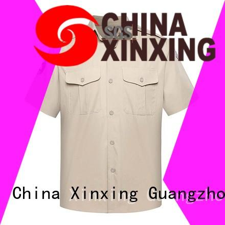 XinXing stable supply official suit factory for police