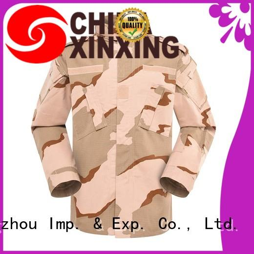 XinXing blue battle dress factory for police