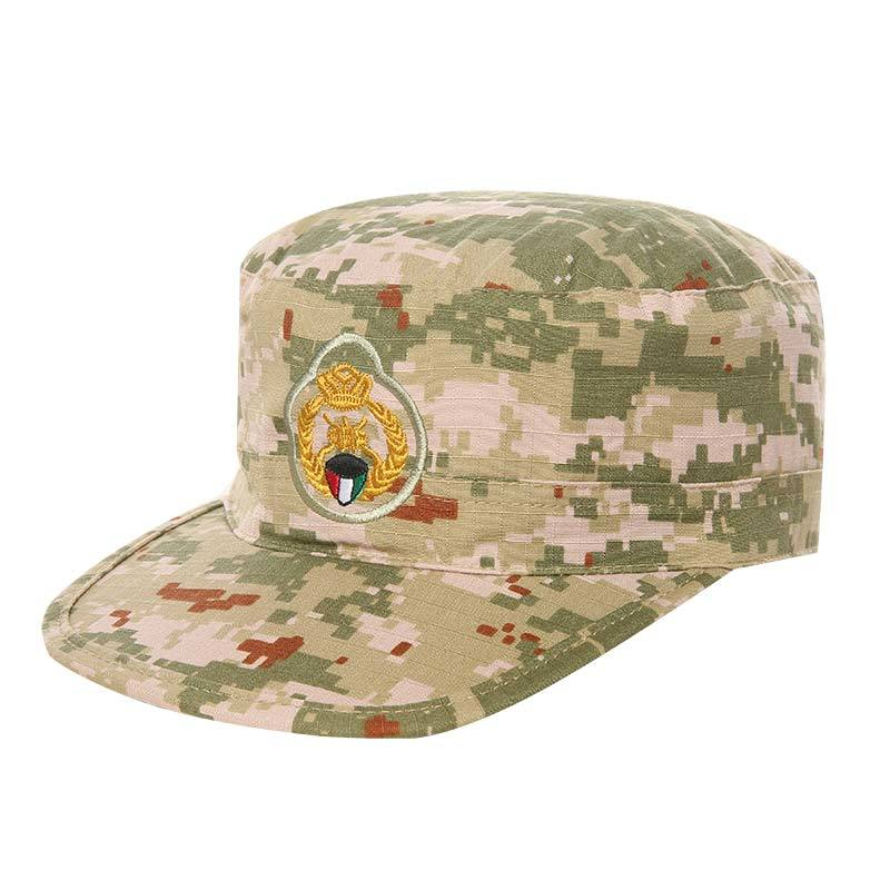 Digital Camouflage Military Army Tactical Embroidery Badge Customized Logo hat MAXX01