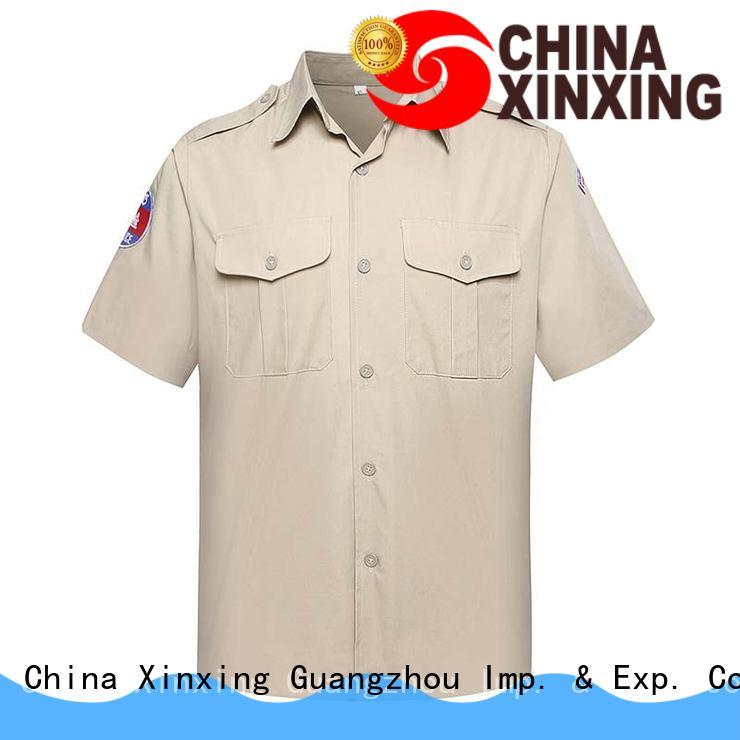 XinXing stable supply official suit manufacturer for police