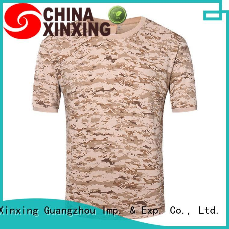 cost-effective army t shirt factory for sale
