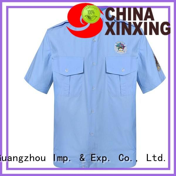 XinXing official suit factory for policeman