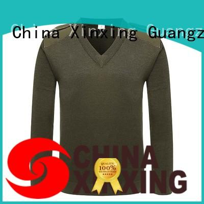 XinXing army sweater factory for police