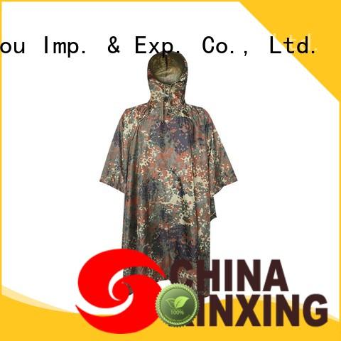 waterproof poncho trader for sale XinXing