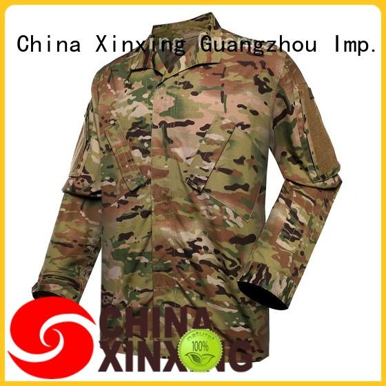 XinXing stable supply combat clothing trader for policeman