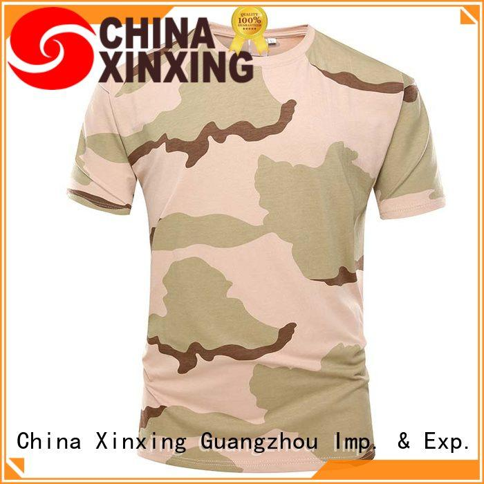 XinXing military style shirt factory for soldiers