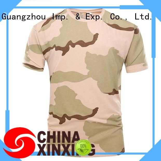 XinXing cost-effective army shirt factory for soldiers
